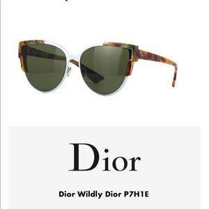 11063a91761c0 Dior Accessories - Wildly Dior Sunglasses Cat Eye Sunglasses